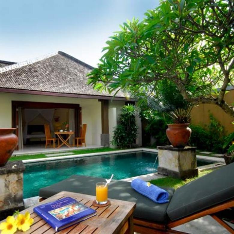 sewa villa di batu dengan fasilitas kolam renang